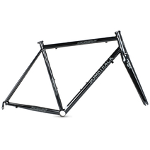 Bombtrack 2017 Tempest Small Metallic Black Frameset