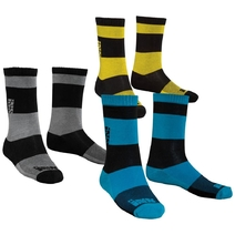 iXS Socks 6.1 (3 Pack) Large