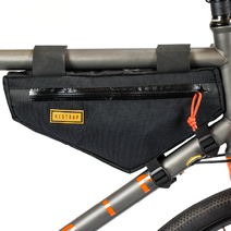 Restrap Bikepacking Frame Bag Small Black