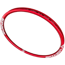 Spank Spike Race 28 Enduro Rim 26in 28H Red