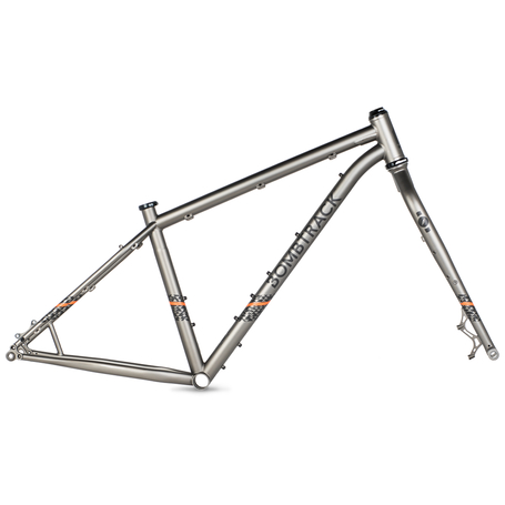 Bombtrack 2017 Beyond Plus Frameset